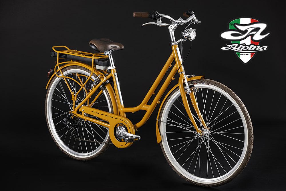la réputation d'abord premier taux dernière collection Bicicletta Elettrica Evol A1 Donna