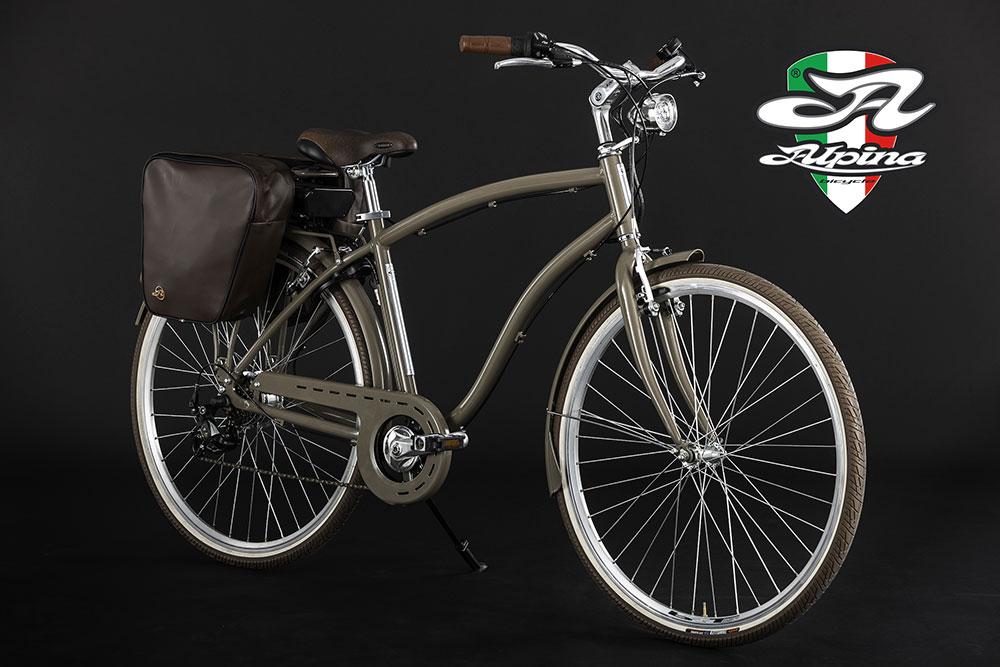 Bicicletta Elettrica Evol A1 Uomo