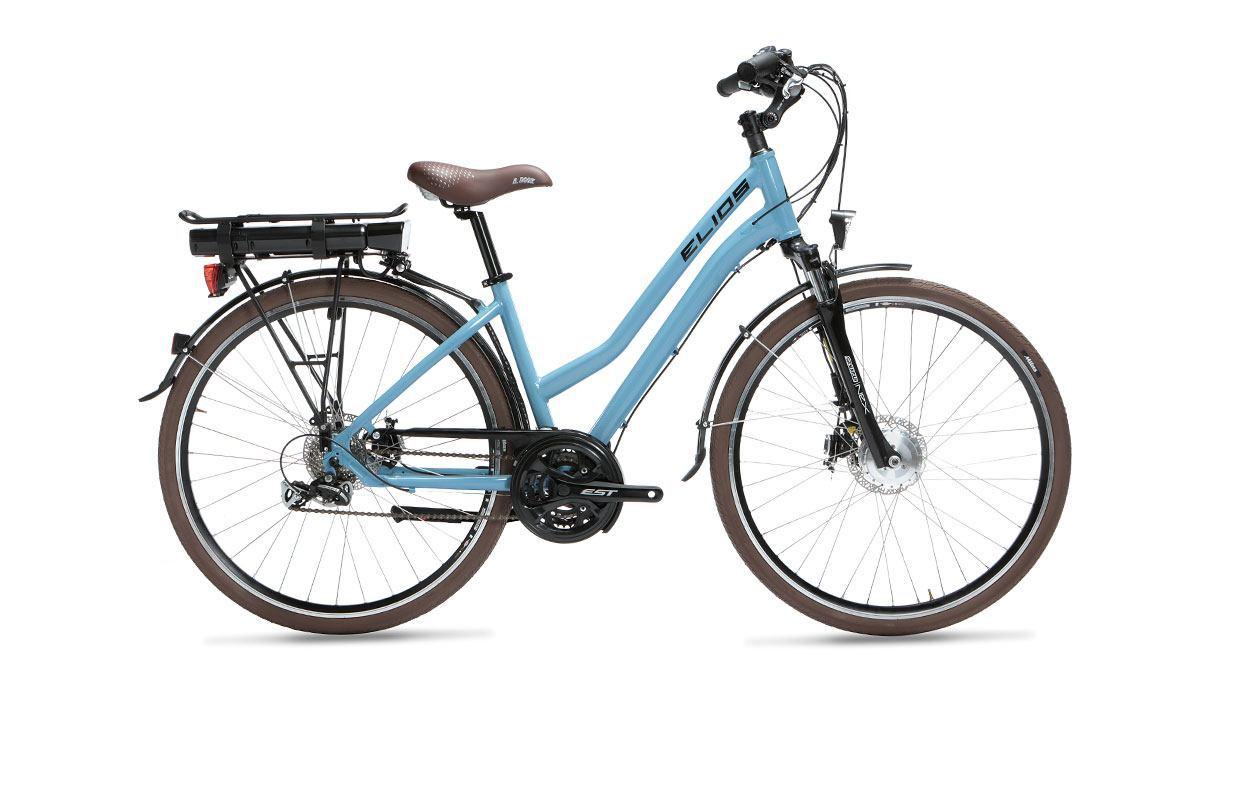 Bicicletta elettrica e futura woman acma store vendita for Bici supermarket